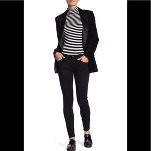 Articles of Society Mid Rise Skinny Black Jean 30